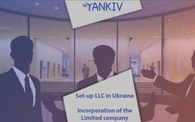 Set up Limited liability company (LLC) in Lviv, Ukraine