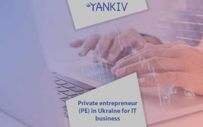 Private entrepreneur (PE) in Ukraine